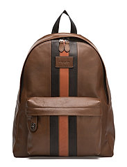 Campus backpack - QB/DARK SADDLE/BLACK