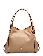 Coach - Polished Pebble Lthr Edie 31 Shoulder Bag