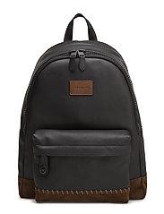 Campus backpack - BK/BLACK MAHOGANY