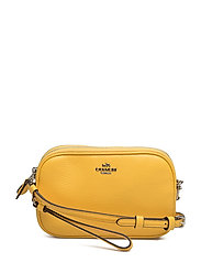 Crossbody Clutch - SV/YELLOW
