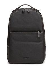 Soft backpack - QB/BLACK