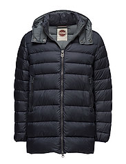 EMPIRE MENS DOWN JACKET - NAVY