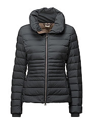 MILLENIUM LADIES DOWN JACKET - TITANIUM