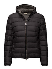 EMPIRE LADIES DOWN JACKET - NERO-NERO