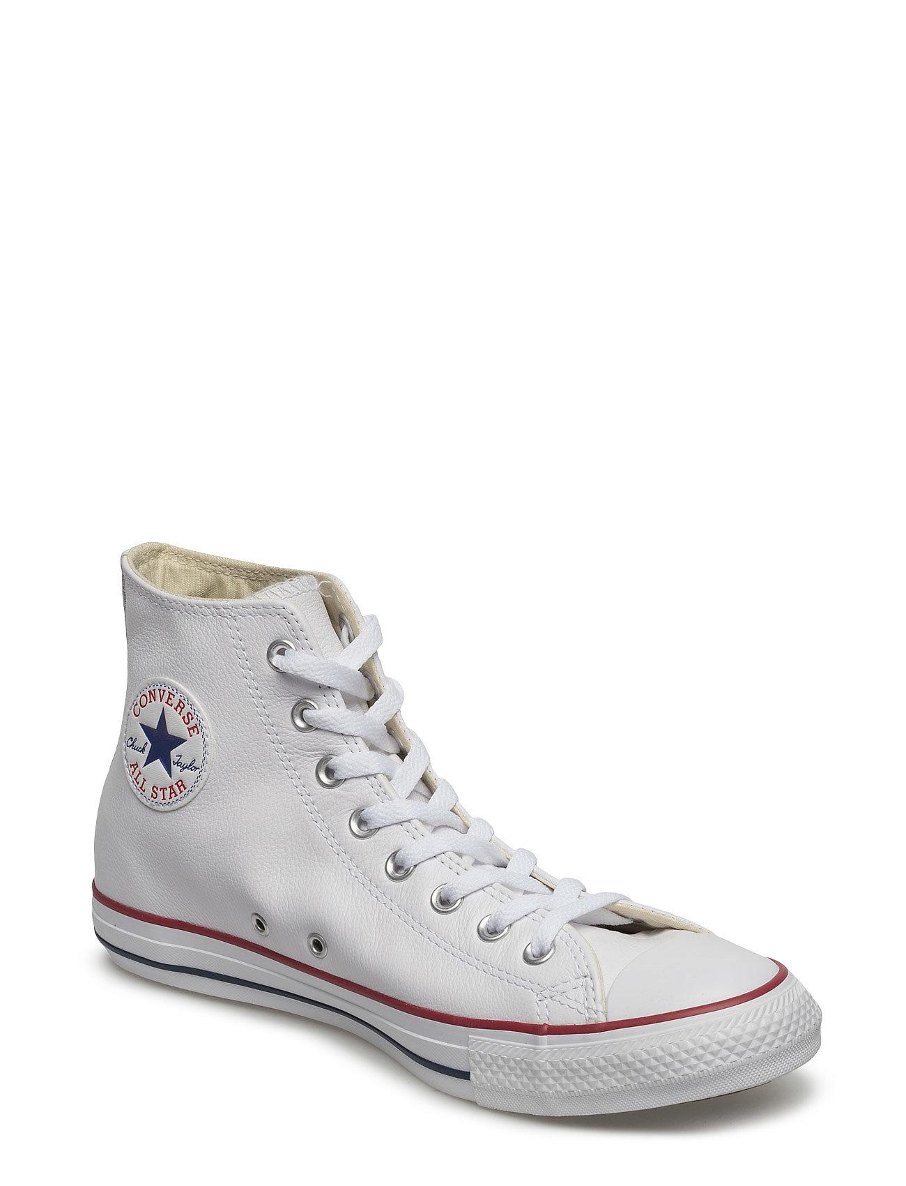 Ct Hi White Converse Sneakers til Herrer i hvid