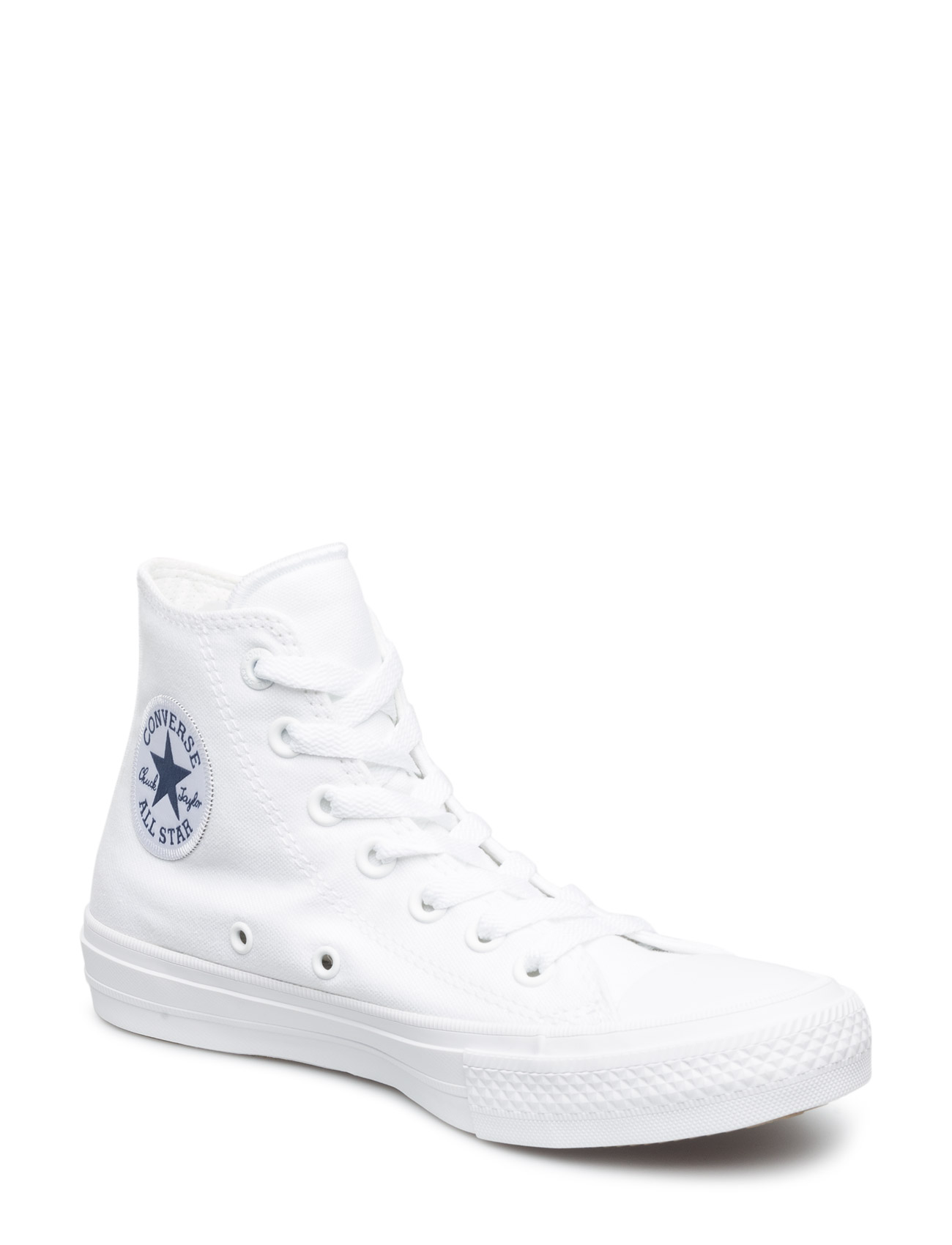 Ct Ii Hi White/White/Navy