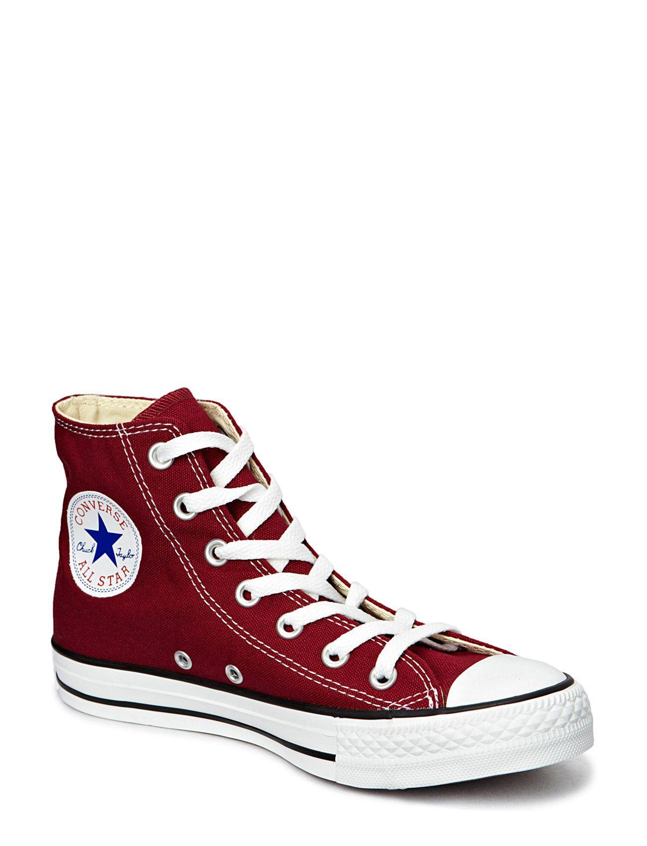 All Star Canvas Hi Converse Sneakers til Herrer i