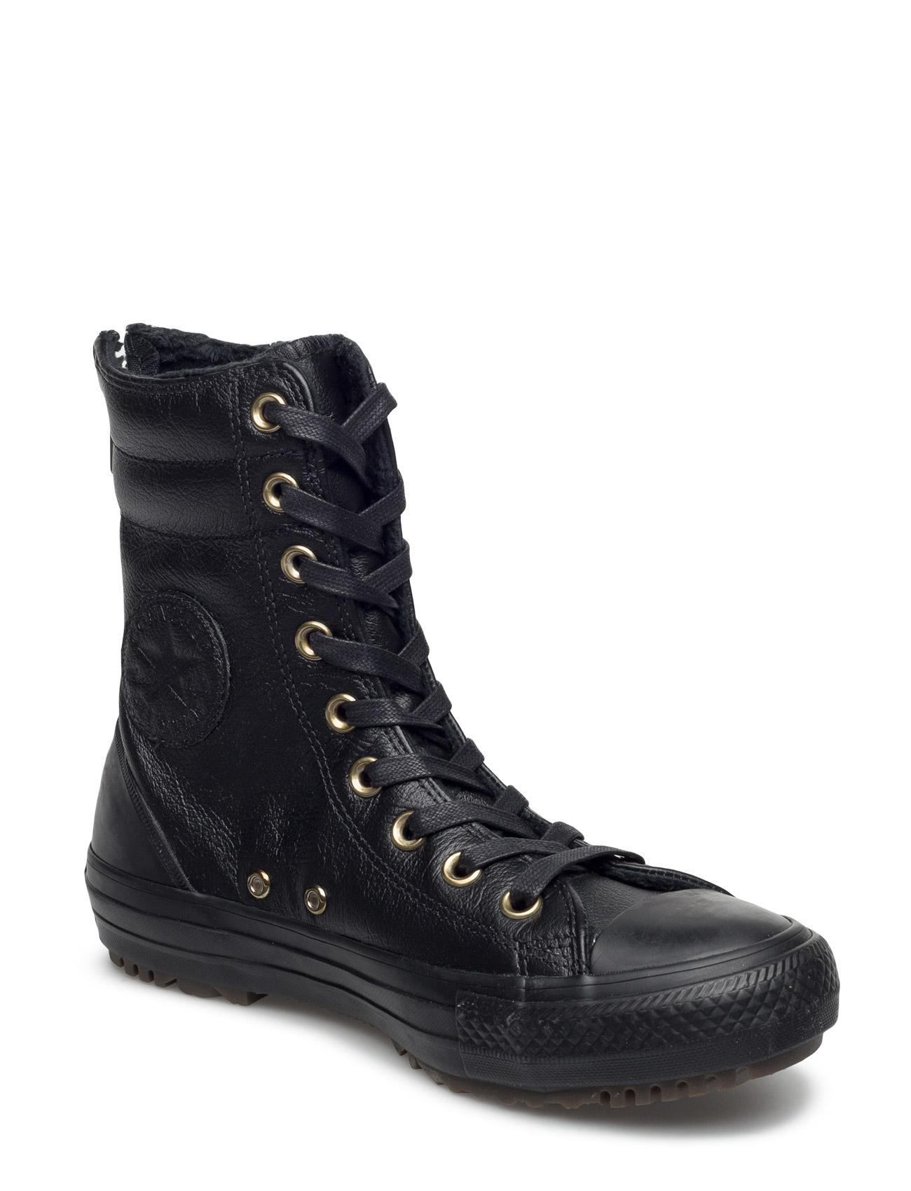 As Hi-Rise Leather Wmns X-Hi Converse Sneakers til Damer i