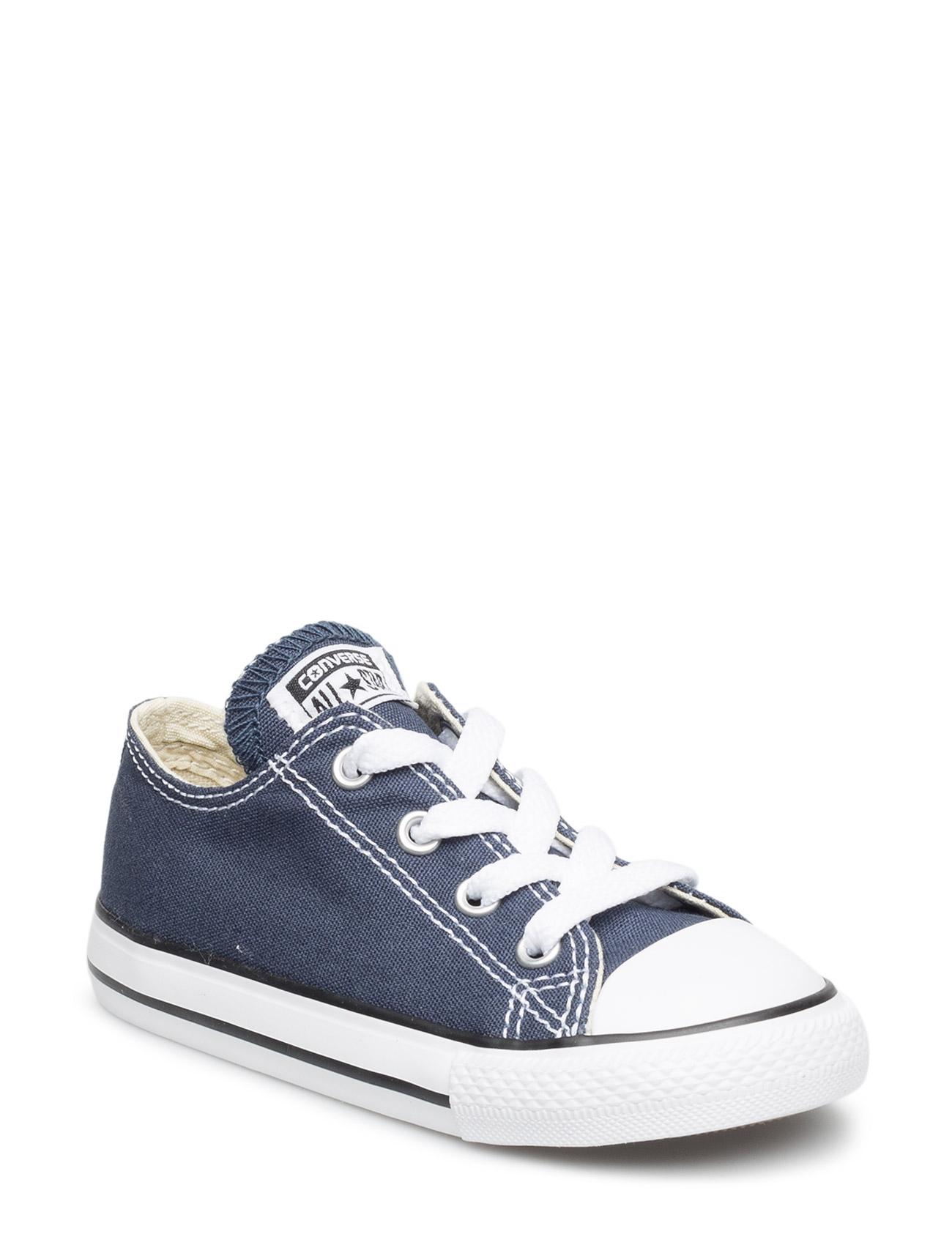 Chuck Taylor All Star Converse Sko & Sneakers til Børn i Navy blå