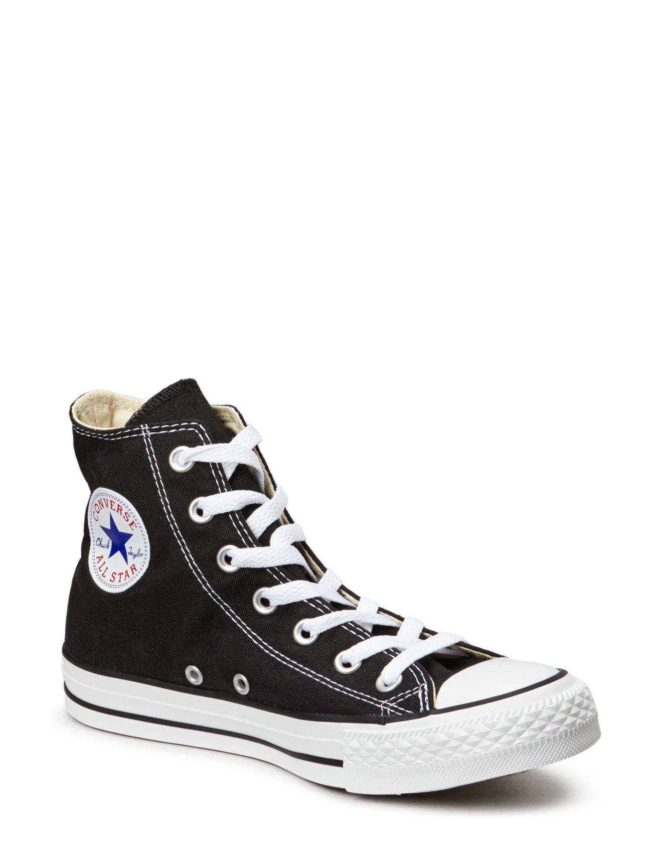 All Star Canvas Hi Converse Sneakers til Mænd i Sort