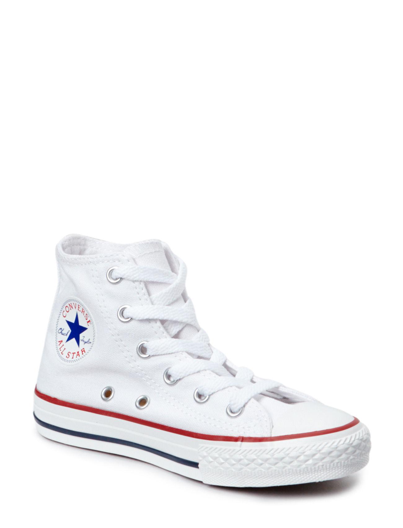As Canvas Converse Sko & Sneakers til Børn i Sort