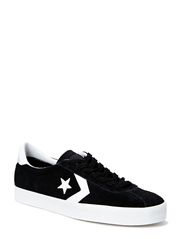 Break Point Suede Ox - Black/White