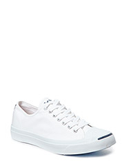 Jack Purcell Ox - White/White