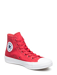 Chuck Taylor All Star II - SALSA RED/WHITE/NAVY