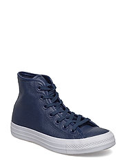 CTAS HI MIDNIGHT NAVY/NAVY/WHITE - BLUE/GOLD
