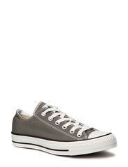 All Star Canvas Ox - CHARCOAL 1