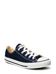All Star Canvas Ox - NAVY 1