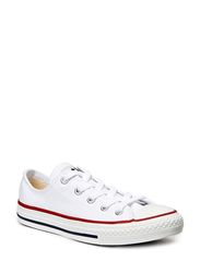 All Star Canvas Ox - OPTICAL WHITE 1