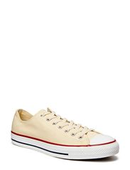 All Star Canvas Ox - White