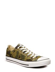 Converse All Star Print Camo Ox