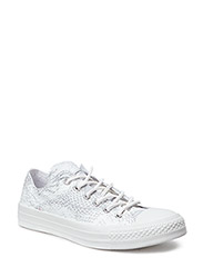 All Star Snake Wmns Ox - White/Mouse