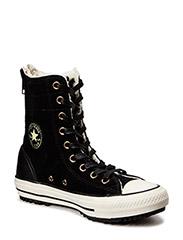 All Star X-Hi Rise Boot - Black
