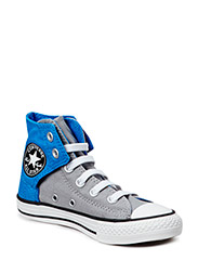 All Star Easy Kids Hi - Dolphin/Light Sapphire/Black