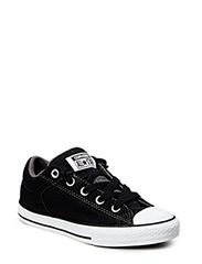 All Star High Street Kids Slip - Black