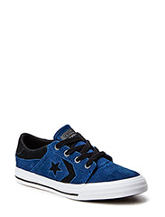 CONS Kids Tre Star Suede Ox - Navy