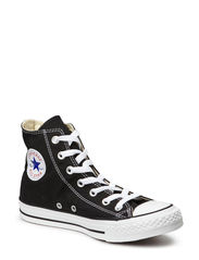 All Star Canvas Hi - Black