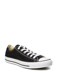 All Star Canvas Ox - Black
