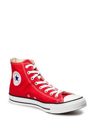 All Star Canvas Hi - Red