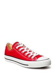 All Star Canvas Ox - Red