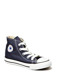 Small Star Canvas - Navy