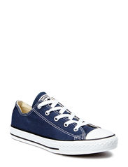 All Star Canvas Ox - Navy