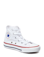 All Star Kids Hi - Optical White