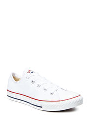 All Star Canvas Ox - Optical White
