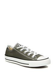 All Star Canvas Ox - CHARCOAL