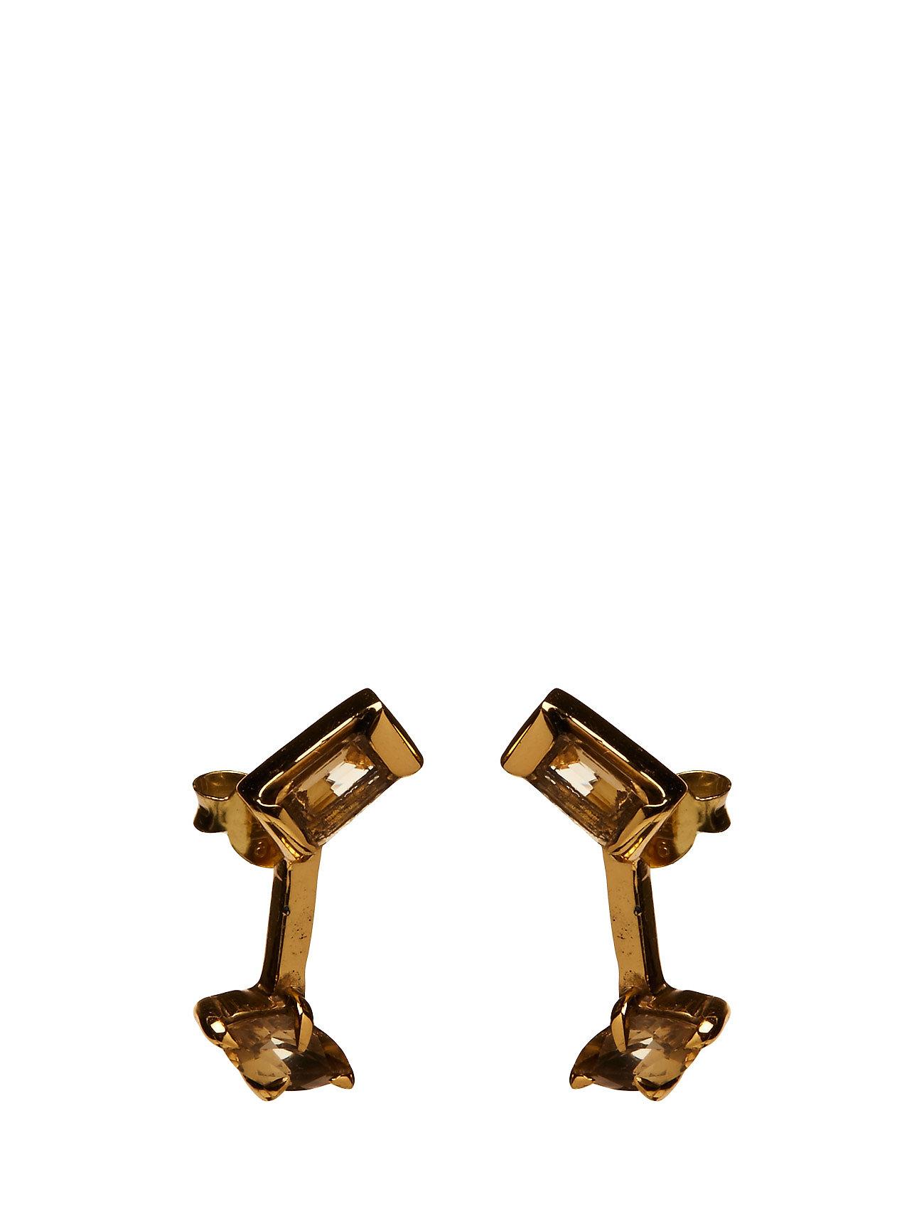Slized Rod Stud Earring Small Cornelia Webb Accessories til Kvinder i