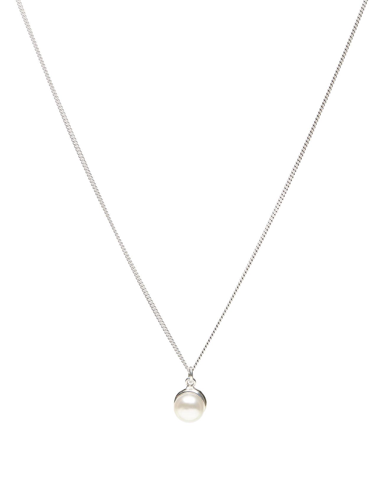 35b1145d6341 Shop Pearled Single Necklace Classic Cornelia Webb Smykker i til Kvinder på  internettet