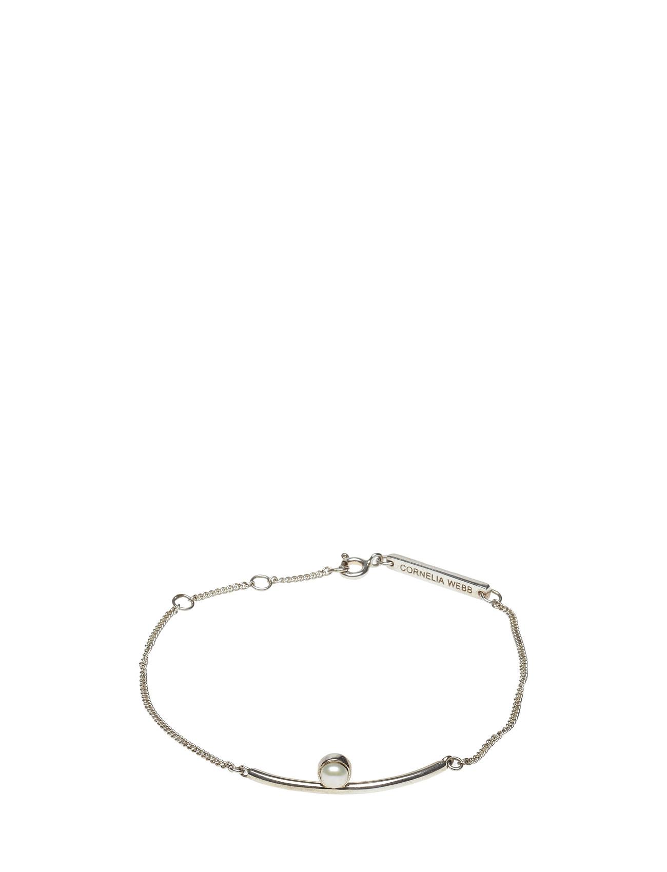Refined Pearl Bracelet Classic Cornelia Webb Smykker til Damer i