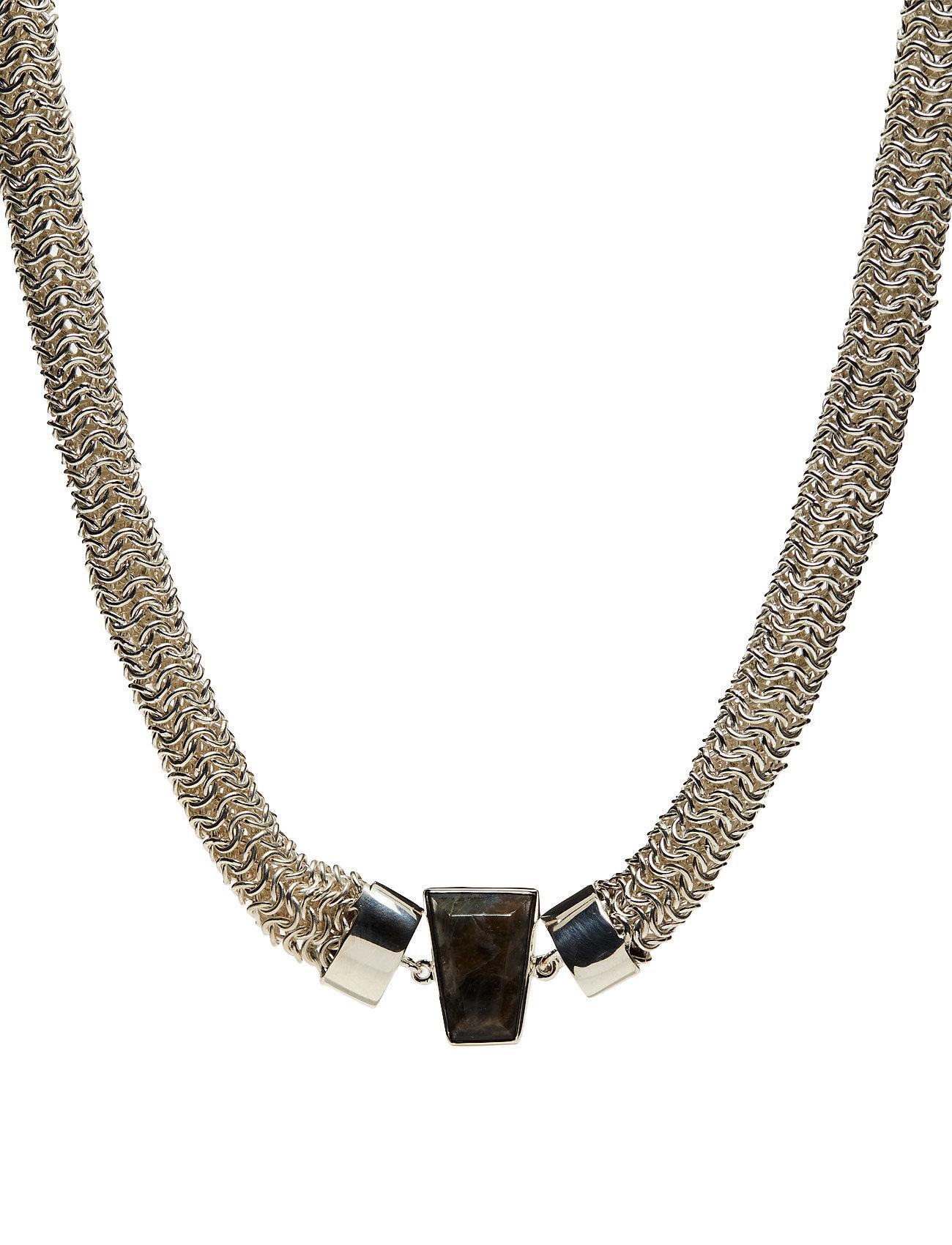 Stoned Necklace Large Cornelia Webb Smykker til Damer i