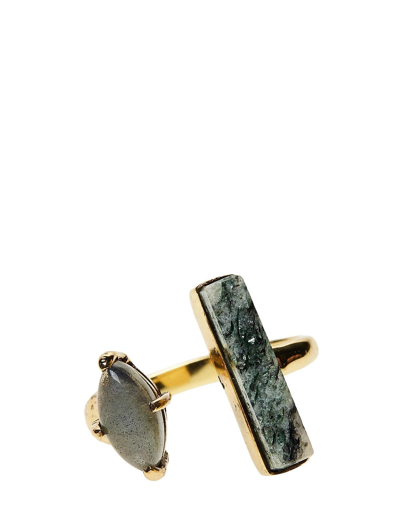Stoned Open Ring Small Cornelia Webb Smycken