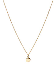 CHARMED SOLAR NECKLACE CLASSIC - 52 GOLD PLATED