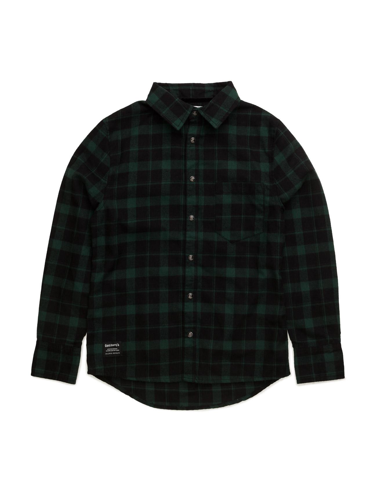 Ness Shirt CostBart  til Børn i Grøn
