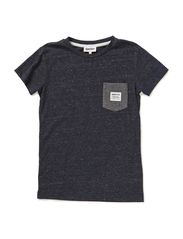 T-shirt Enzo - Dark blue navy