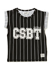 Fia T-shirt - Black