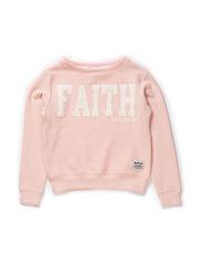Fiana Sweatshirt - Pink