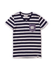 Farley T-shirt - Blue
