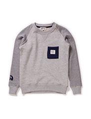 Fausto Sweatshirt - Grey